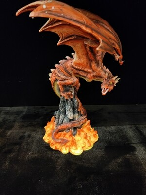 RED DRAGON FIRE