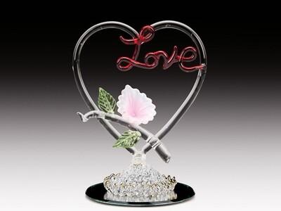 LOVE IN HEART ON BASE