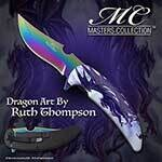 (R43) HD MASTER COLLECTION DRAGON BLUE