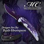 (R46) MASTERS COLLECTION DRAGON SPRING ASSISTED