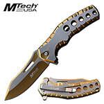 (F6) GOLD/SILVER MTECH USA