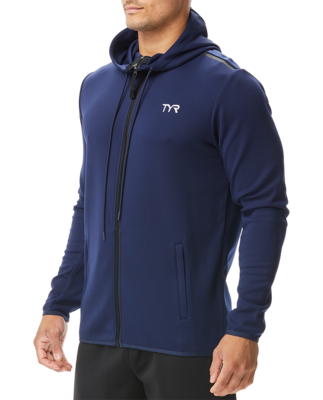 F1870040 TYR ALLIANCE PODIUM JACKET MTFZH2A ML NAVY 401