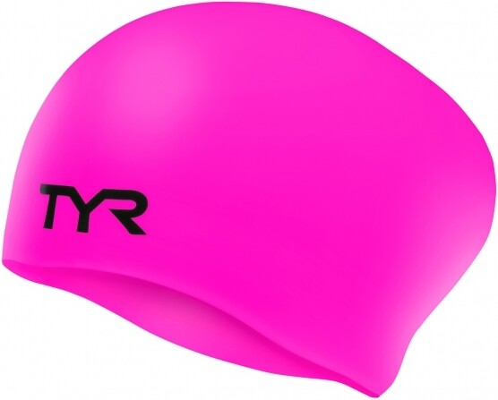 1870053 LONG HAIRED SILICONE CAP LCSL PINK 693