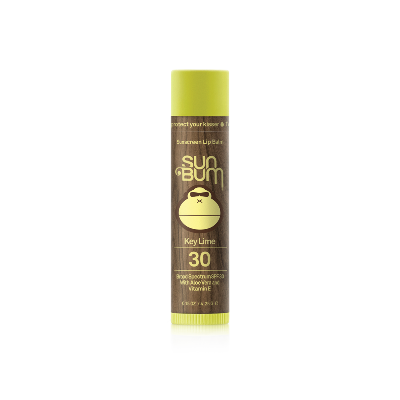 1390006 ORIGINAL SPF 30 SUNSCREEN LIP BALM KEY LIME 21-09/21 13-01/22 3-03/22