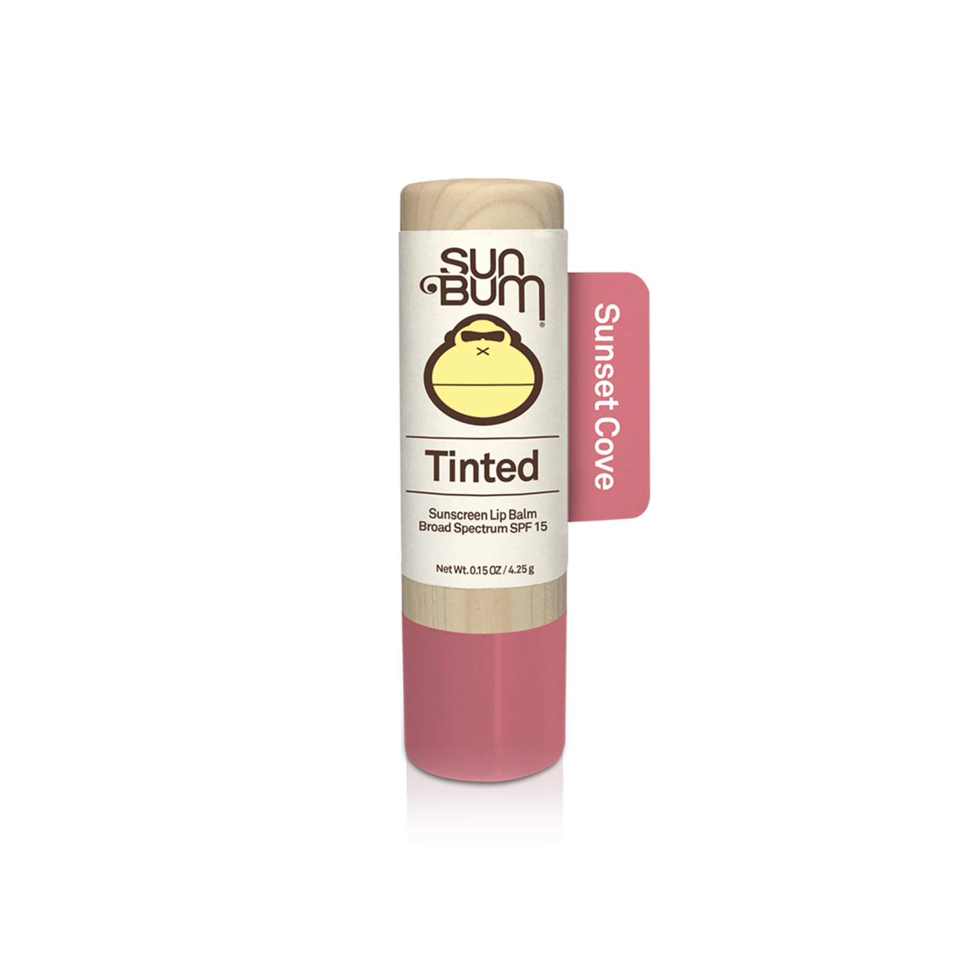 1390016 TINTED SPF 15 LIP BALM SUNSET COVE