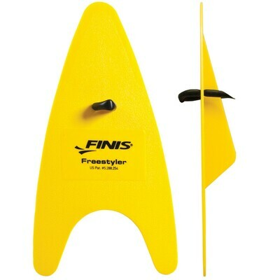 1310015 FREESTYLER HAND PADDLE 1.05.020.50 GOLD