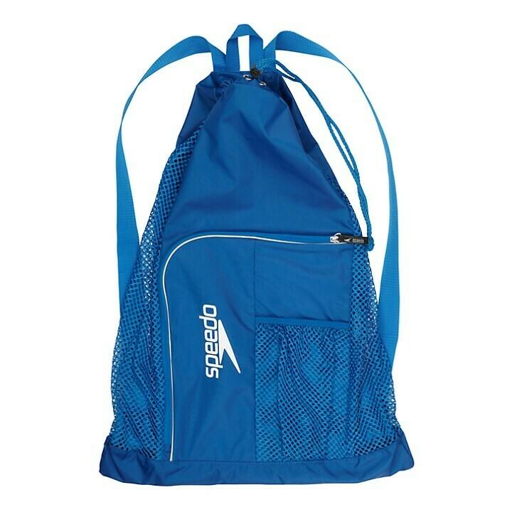 1910027 DELUXE VENTILATOR MESH BAG 7520118 SHORE BLUE 427-B72