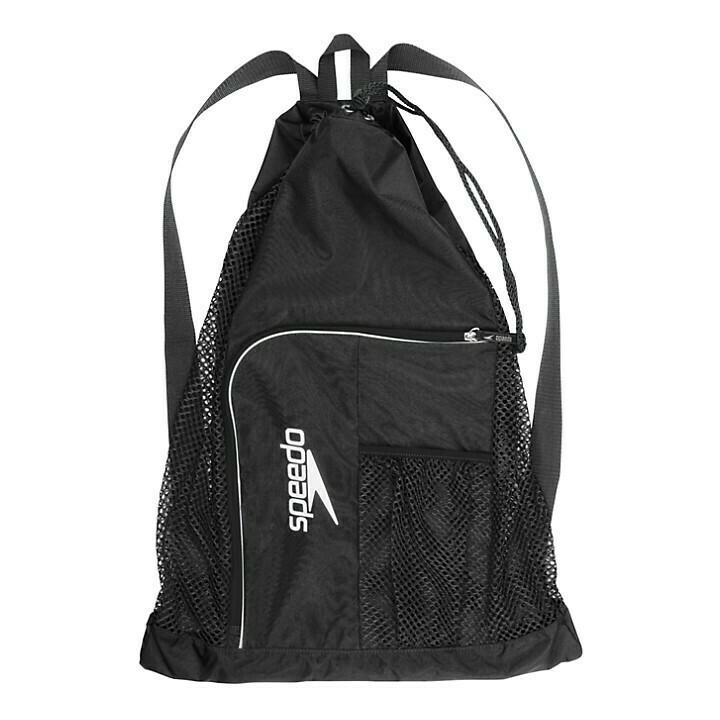 1910033 DELUXE VENTILATOR MESH BAG 7520118 BLACK 001