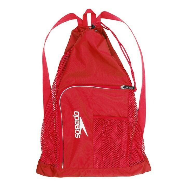1910034 DELUXE VENTILATOR MESH BAG 7520118 US RED HEATHER 644 - B86