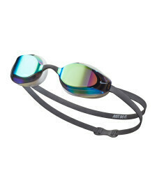 1850001 VAPOR MIRRORED GOGGLE NESSA176 IRON GREY 018