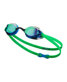 1850017 LEGACY MIRRORED YTH GOGGLE NESSA180 GOLD 710