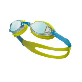1850027 CHROME MIRRORED YTH GOGGLE NESS6157 BLUE 400