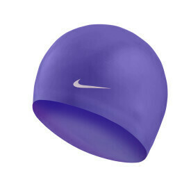 1850036 SOLID SILICONE CAP 93060 PURPLE 536