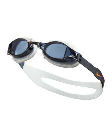 1850029 CHROME YTH GOGGLE NESSA188 DARK SMOKE GREY 014