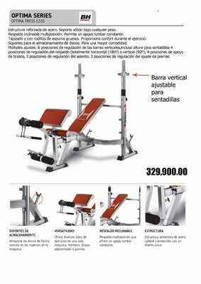 OPTIMA SERIES PRESS G330