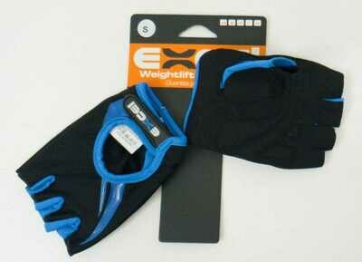 GUANTES FITNESS LADY PRO BLUE