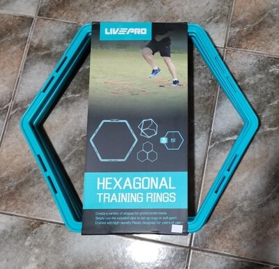 HEXAGONAL TRAINING RINGS