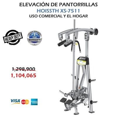 ELEVACION DE PANTORRILLAS XS-7511