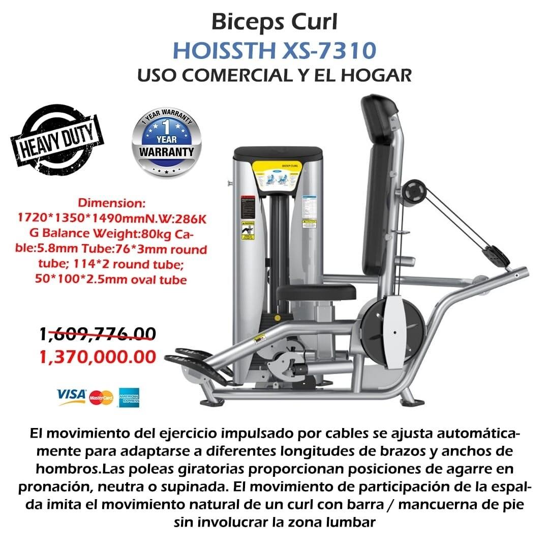 BICEPS CURL XS-7310