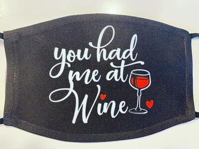 Wine Masks