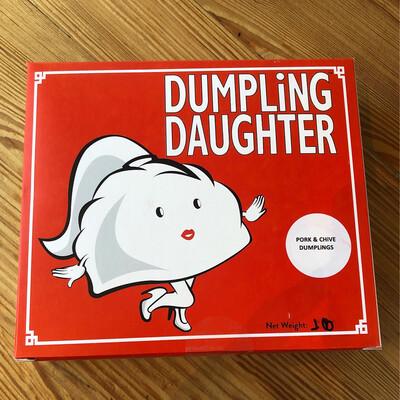 Dumpling Daughter Pork & Chive Dumplings - 1lb