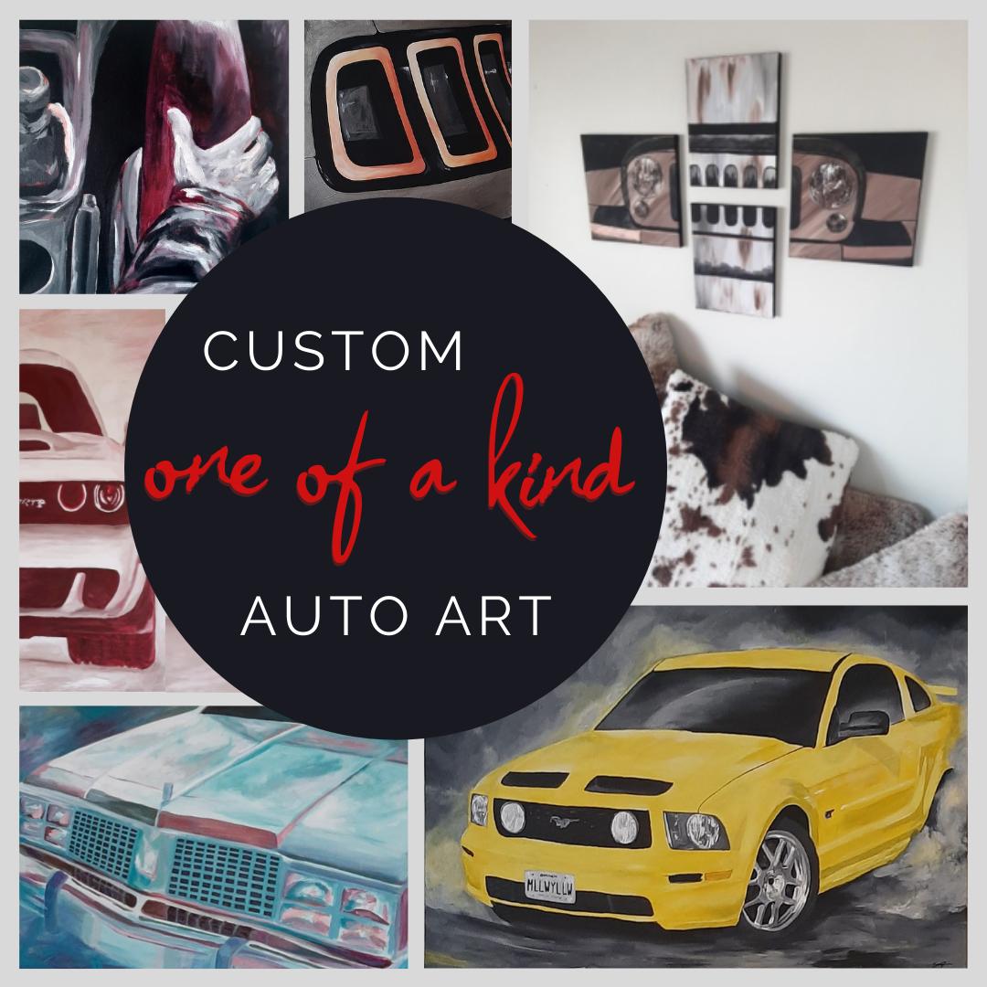 Custom Auto Art
