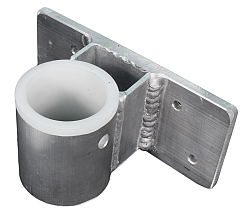 """Gunnel Mount, Sleeved 1.5"""" with 1"""" Spacer"""