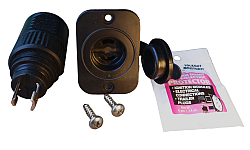 PLUG PACKAGE HEAVY-DUTY 2 PRONG