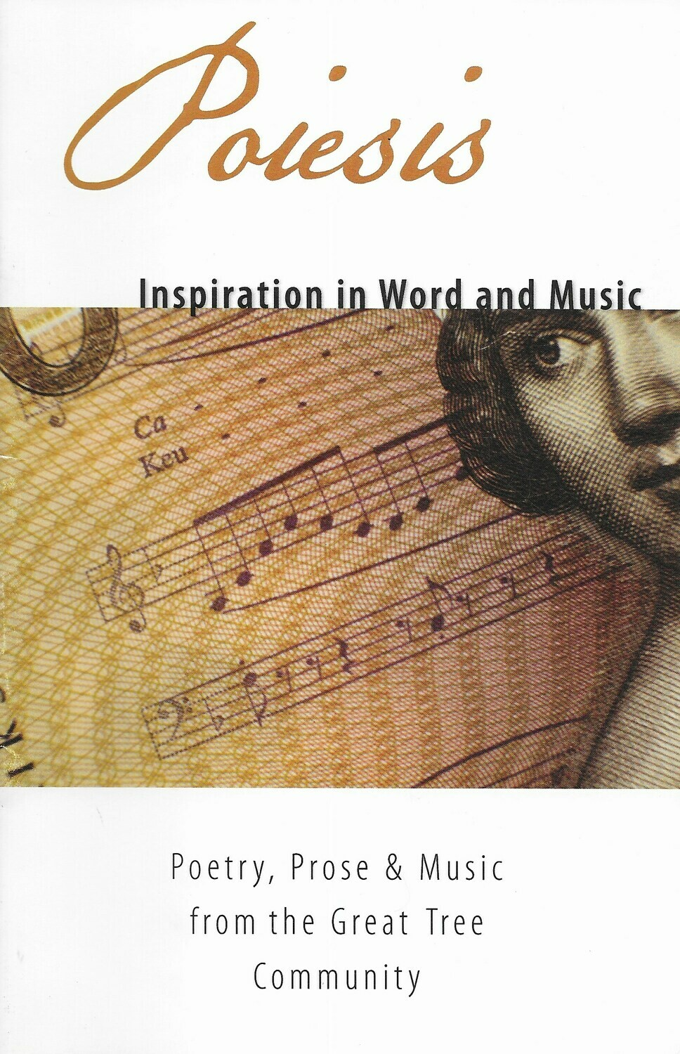 Poiesis: Inspiration in Words & Music