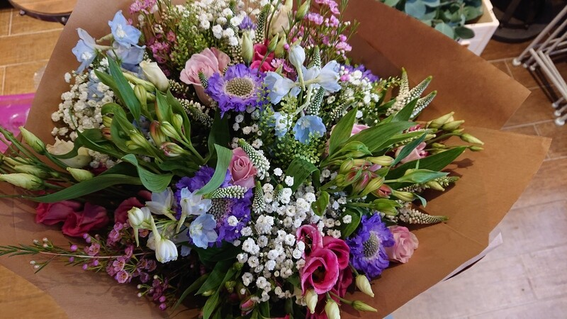 3 Month Flower Subscription (different sizes available)