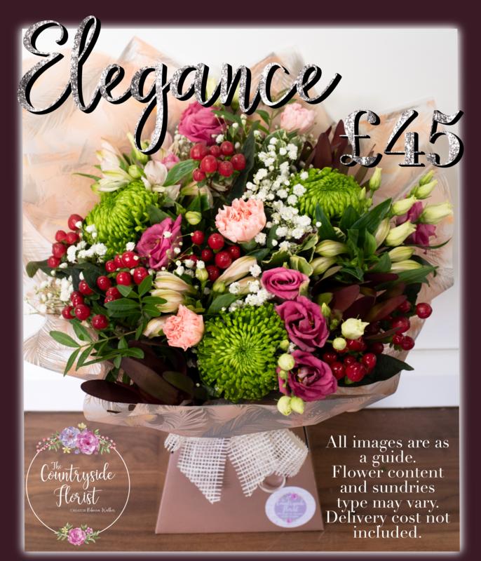 Elegance Valentine's Day Bouquet