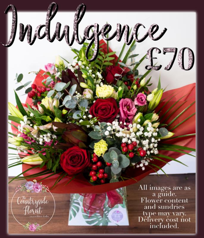 Indulgence Valentine's Day Bouquet