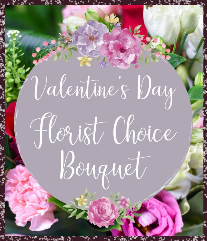 Florist Choice Valentine's Day Bouquet