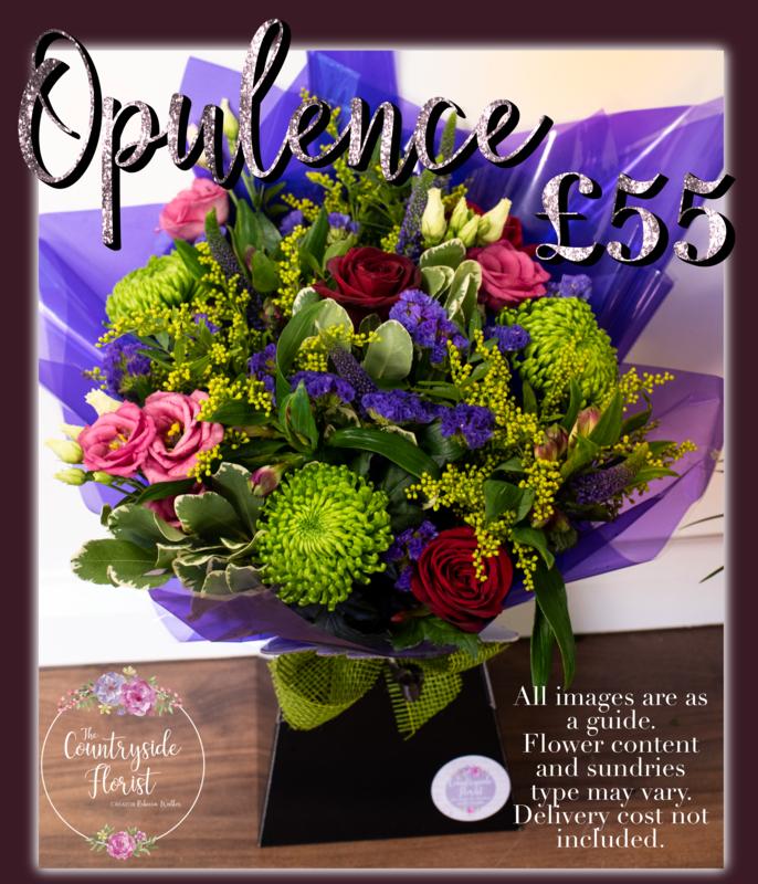 Opulence Valentine's Day Bouquet