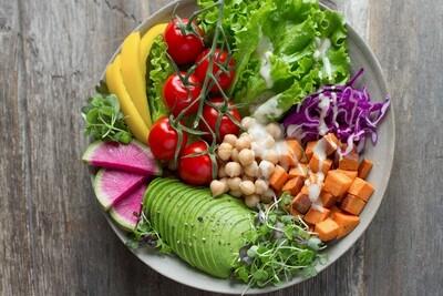 Salad Box £10