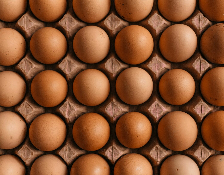 Free Range Eggs medium (Clee Hill, Shropshire)