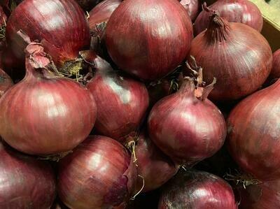 Onions - Red (per kg)