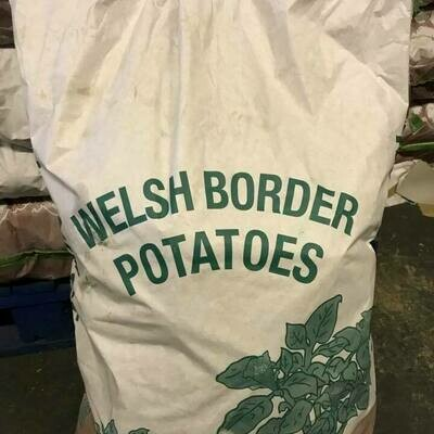 Potatoes Melody 20kg Sack- Halfway House
