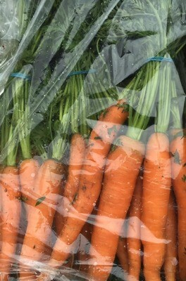 Carrots - Bunches (UK)