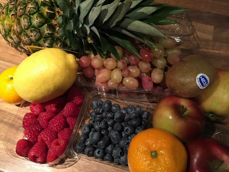 Fruit Box £10