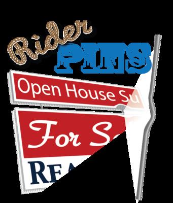 Rider Pins 8