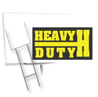 Heavy Duty H-Stakes