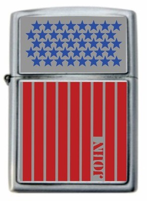 Personalized Flag Lighter