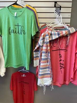 Faith Long Sleeve Tunic