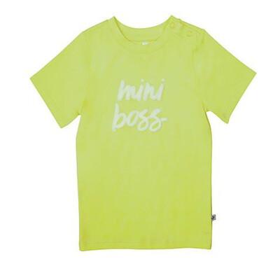 DB T-shirt 'Mini Boss'
