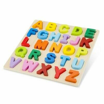 Alfabet puzzel