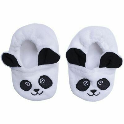 Panda pantoffeltjes