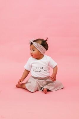 R Rebels Witte T-shirt 'Little Sunshine'
