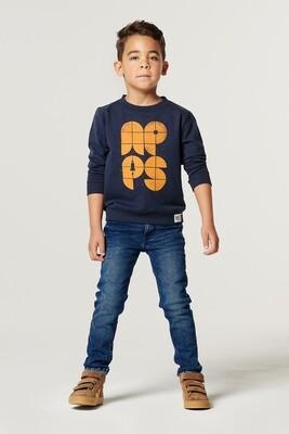 Noppies Donkerblauwe jeans