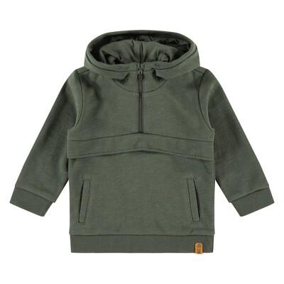 BFC Donkergroene sweater